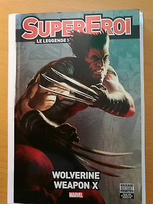 Wolverine Weapon X N. 8