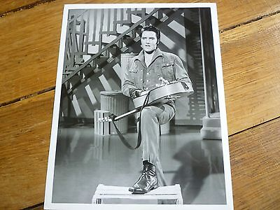 Elvis Presley Original Candid Photo 1968 Rare NBC TV Special press photo
