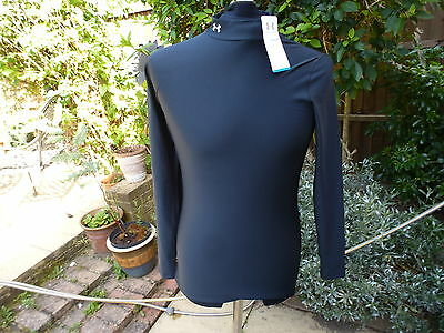 Womens Under Armour Cold Gear  Compression Base Layer Size Large