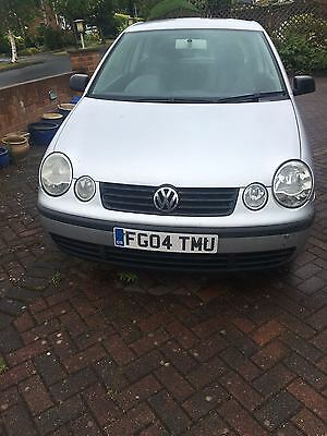 VW polo 1.2 2004 spares or repairs