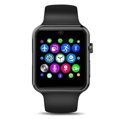 Smart Watch 2 For Apple iOS Bluetooth Orologio iPhone 5/6/7 Compatibile 42mm WR