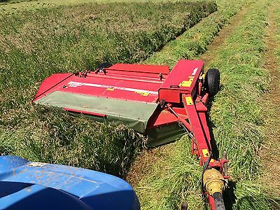 Jf Cmt245  8 Foot Cut Tractor Mower  + Conditioner Grass Hay