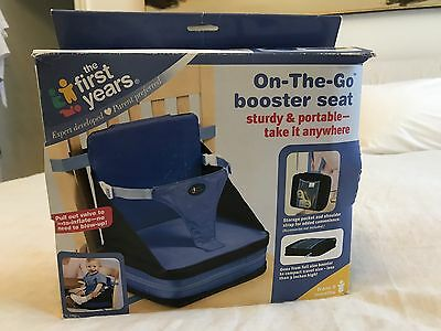 Baby Booster High Chair.