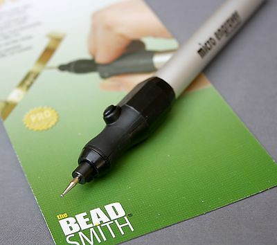 BeadSmith micro engraver for metal, glass, wood, ceramics and more