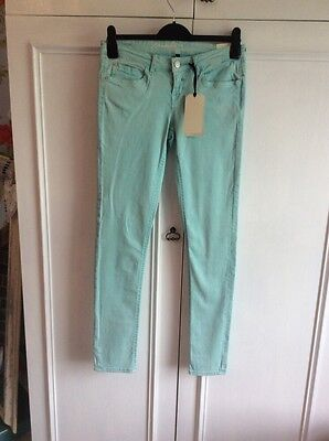 Ladies Denim Jeans, Size 10-12, Brand New With Tags