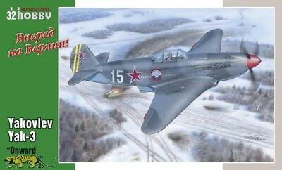 Yakolev Yak-3 - Onward to Berlin - 1:32 - Special Hobby SH32011