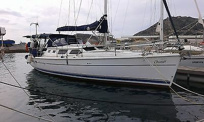 Fully equipped, liveaboard sailing boat