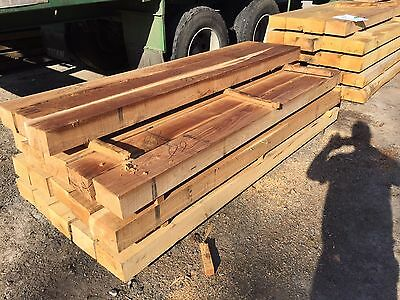 100x200x2600 New Oak Sleepers *Best QUALITY at affordable prices*