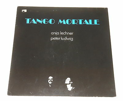Anja Lechner - Cello - LP - Tango Mortale - Ludwig - Skarabäus Records 002