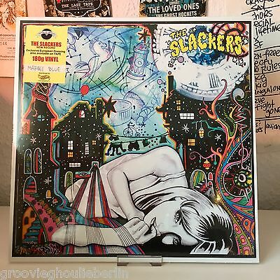 The Slackers – The Slackers (2016, Ltd.Ed. Blue Marble Vinyl LP, Ska Rocksteady)