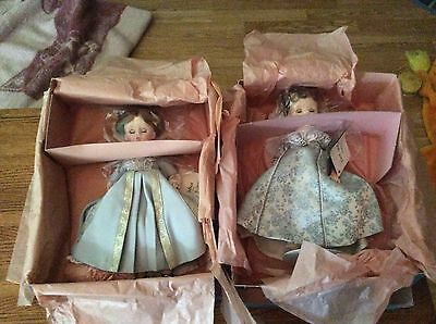 Set of Six Series III Madame Alexander First Lady Dolls McKee Hayes Cleveland Ga