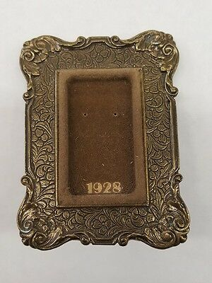 The 1928 Antique French Picture Frame (circa 1715)