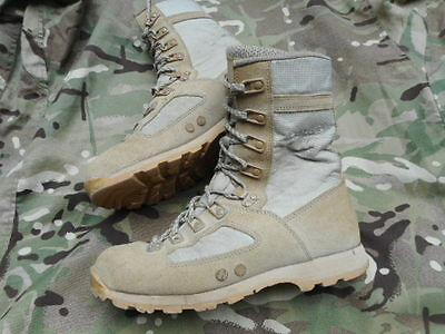 GENUINE LOWA DESERT jungle ELITE lightweight COMBAT mountain BOOTS UK 7 1/2 7.5
