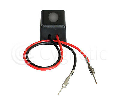 Seat belt bypass emulator for BMW E60 E61 warning light alarm sound seatbelt