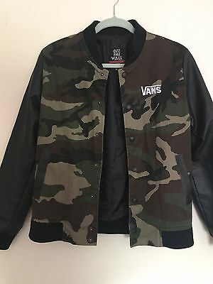 Vans Off the Wall Jacket Size M