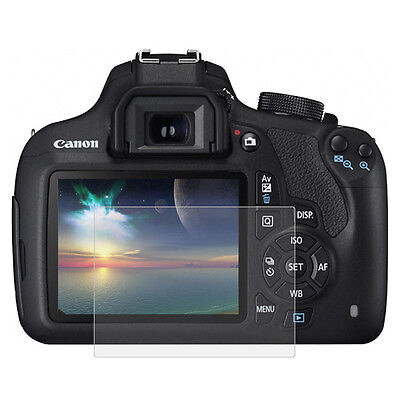 for Canon 1200D/1300D 9H Hard Tempered Glass Screen Protector Ultra Thin,PU5506