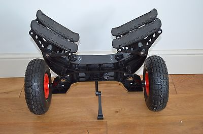 RUK Heavy Duty  Canoe Kayak Trolley