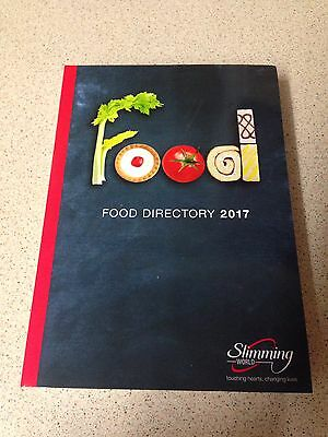Slimming World Food Directory 2017 **BRAND NEW**