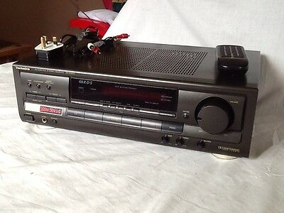 Technics SA-EX310 Amplifier/Receiver 5.1 Surround with remote