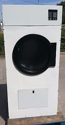 ADC D30 Gas Tumble Dryer - Commercial Washing Machine Type