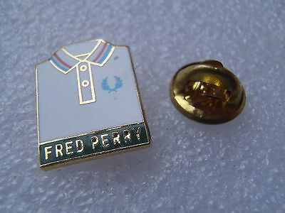 Pin's Fred Perry