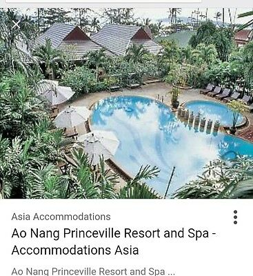 5 night holiday hotel thailand krabi