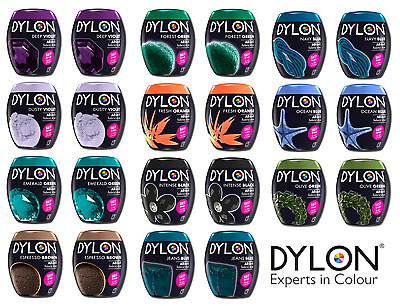 New DYLON® Machine Dye Pods 350g - Full Range of 2 Packs!