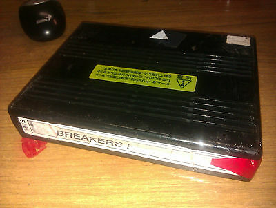 Breakers Snk Mvs Neo Geo Taito Game Cartridge Coin Machine