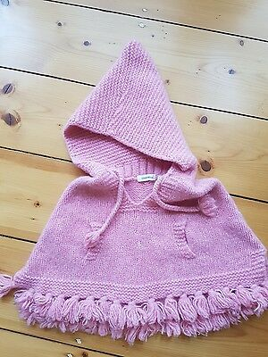 Girls poncho - Country Road size 3