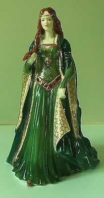ROYAL Worcester PRINCESS OF TARA WITH AUTHENTICITY CERTIFICATE