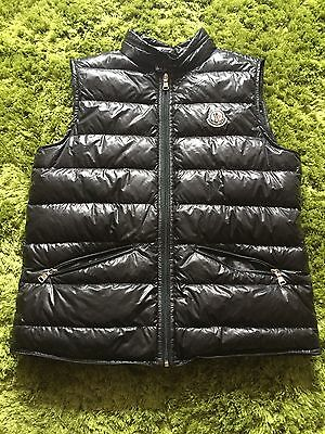 Boys Moncler Gilet Worn Once