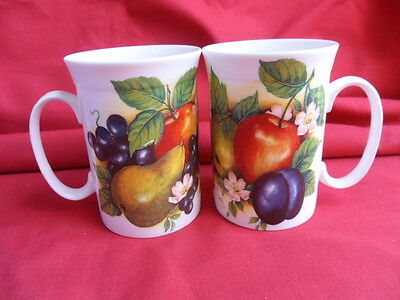 Roy Kirkham, Orchard 2 x Coffee Mugs or Tea Mugs