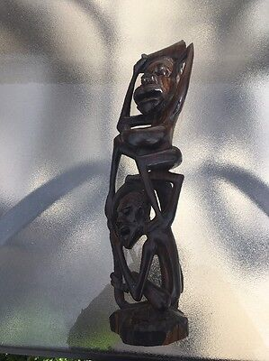 Antique African Carvings