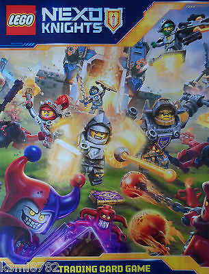 Lego Nexo Knights Limited Edition Cards