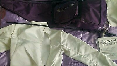 Complete Leon Paul Adult - Male Starter Fencing Outfit