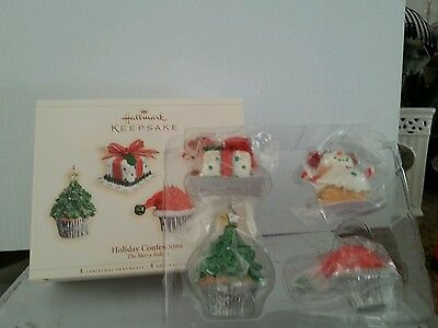 Hallmark Holiday Confections Ornaments