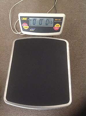 UWE High Capacity Medical Personal Weighing Scales