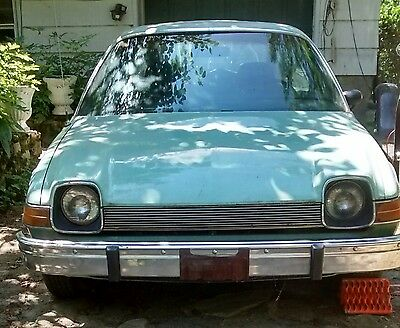 1975 AMC Pacer  1975 Pacer