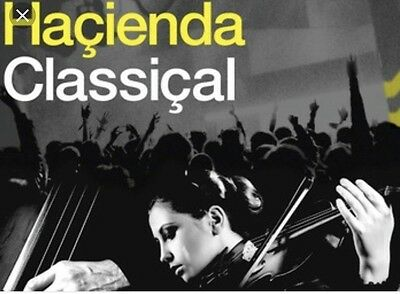 Hacienda Classical 2 Tickles For Sale