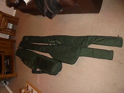 NASH 2-rod quiver with 2 padded sleeves