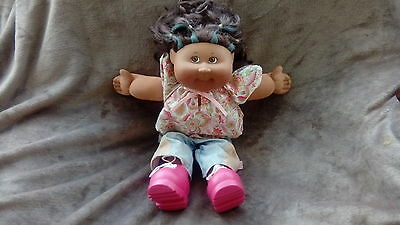 Cabbage patch little girl doll 1978 - 2005