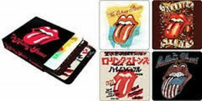 * Rolling Stones - Tongue Logo - Official Coaster Set