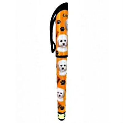 Cockapoo Dog Lovers Pen Refillable Gift Puppy E & S Pets Many Breeds