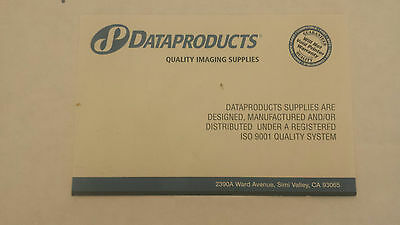 Dataproducts TF63028 Thermal Film Replacement for Sharp UX15CR/FO15CR