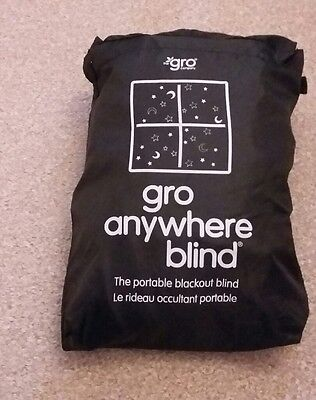 Childrens blackout blind by the gro company