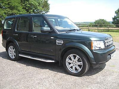 Land Rover Discovery 4 3.0 SD V6 ( 255bhp ) Auto 2012MY GS
