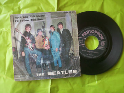 The Beatles Rock And Roll Music Parlophon Qmsp 16371 Italy