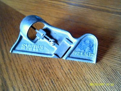 Antique Stanley No.95 Woodworking Plane PAT May 14, 1912