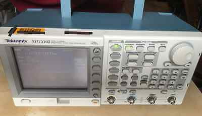 Tektronix AFG3102 Dual Channel Arbitrary Function Generator [Calibrated by Tek]