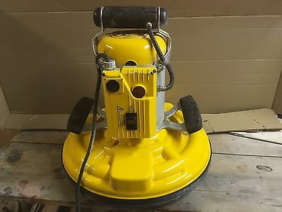 Orbital Surface sander SurCare. Woodworking floor table top refinish mold making
